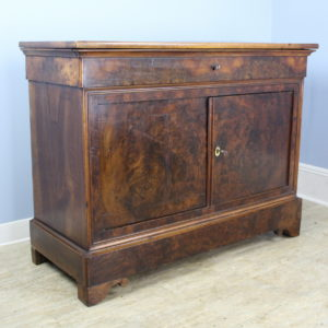 Antique Burr Walnut Louis Philippe Buffet *October's Deal*