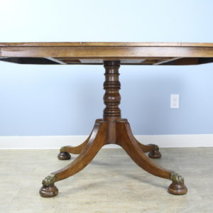 Regency Oak Gaming or Breakfast Tilt Top Table