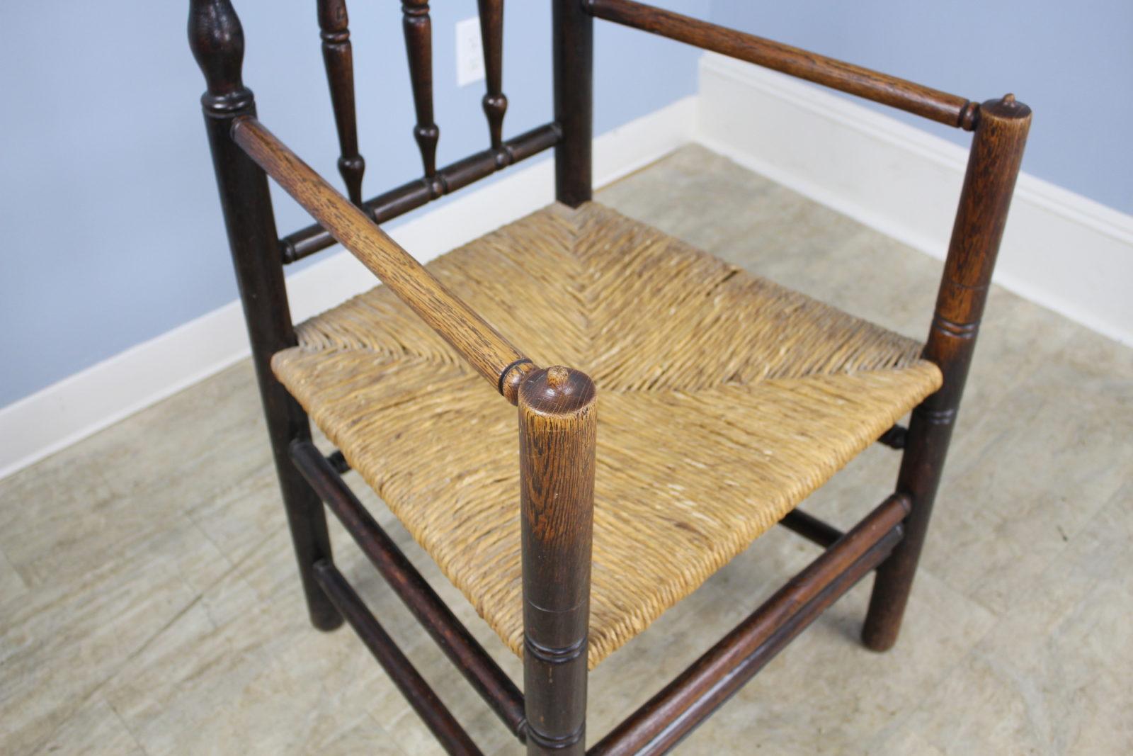 Antique English Oak Carver S Chair Briggs House Antiques