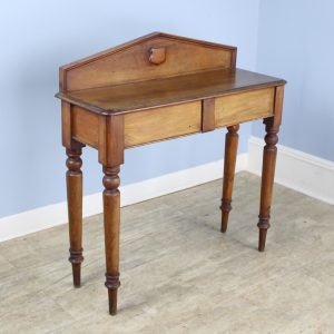 Victorian Console Table in Mahogany