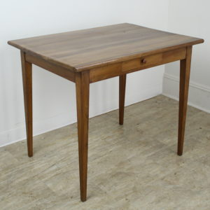 Antique Walnut Side or Writing Table