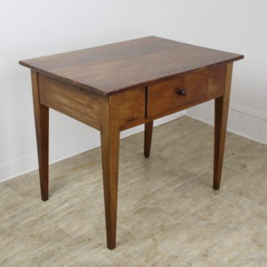 Lovely Deep Antique Cherry Side Table