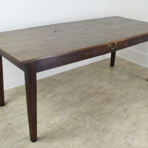 Antique Oak Farm Table