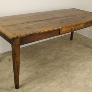 Antique French Pine Farm Table