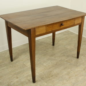 Mellow Cherry Antique Writing Table or Desk