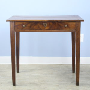 Antique Walnut Side Table