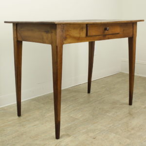 Antique French Walnut Writing Table