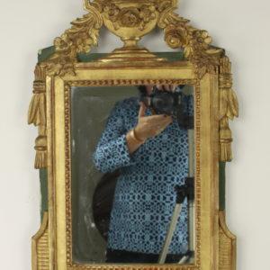French Antique Miroir de Mariage