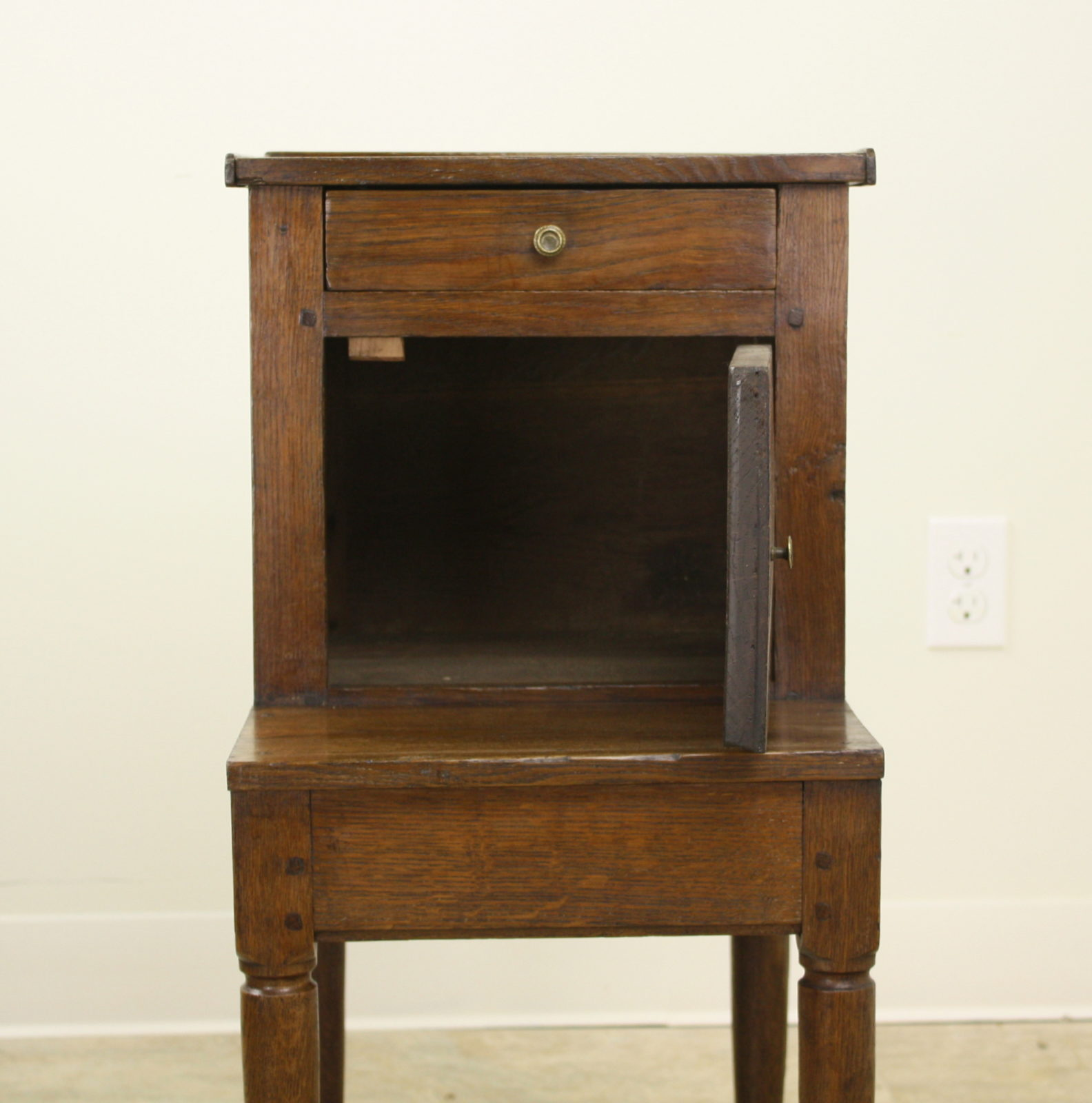 Antique French Oak Side Cabinet Briggs House Antiques