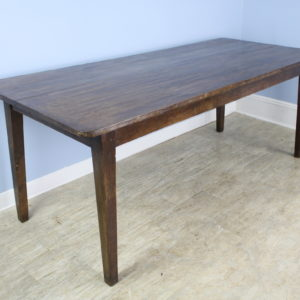 Antique Chestnut Farm Table