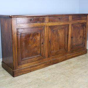 Antique French Walnut Louis Philippe Enfilade