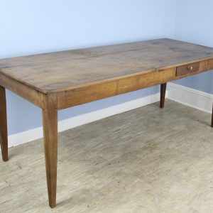 Antique Light Chestnut Farm Table