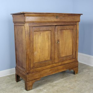 Tall Louis Philippe Elm Buffet